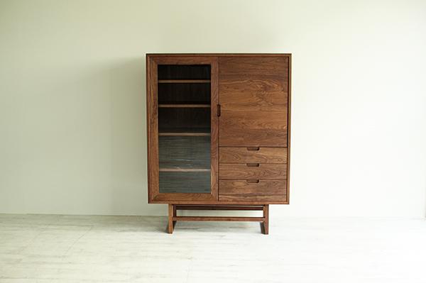 府中家具製 コレクションボード『サルビア』
