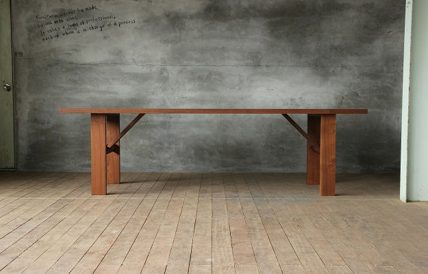 SOLID ダイニングテーブル SDT02
